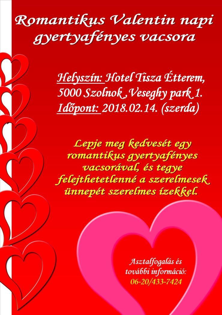 Valentin napi plakát 2