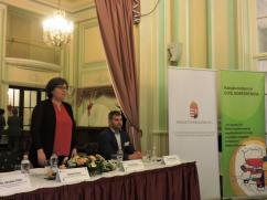 011- Szolnok Megyei Jogú Város Önkormányzatának humán igazgatója köszöntője