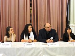 015- A konferencia Ukrajnából érkezett vendégei