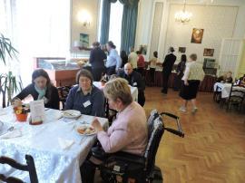 033- A VI. Kárpát-medencei Civil Konferencia ebédjén