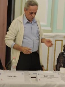 052-Európai Uniós Pályázatok Szakértőinek Vajdasági Egyesületének elnöke