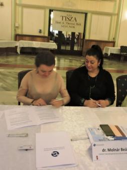 066- Újabb együttműködési szándéknyilatkozat aláírása