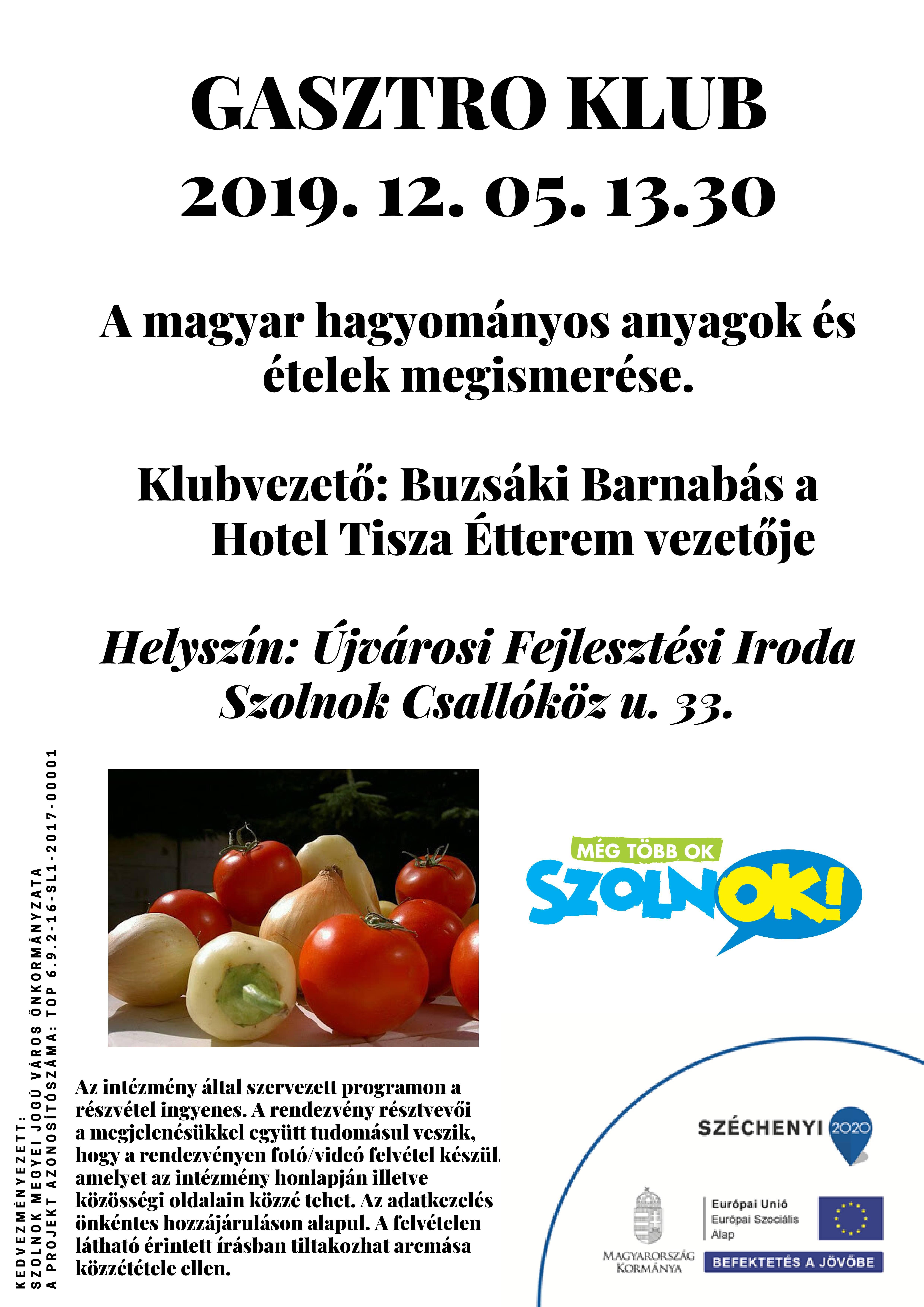 gasztro klub plakát (2)